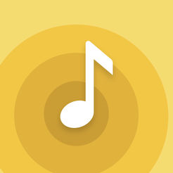 Sony music center app icon.