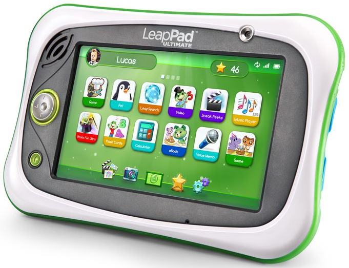 LeapPad Ultimate.