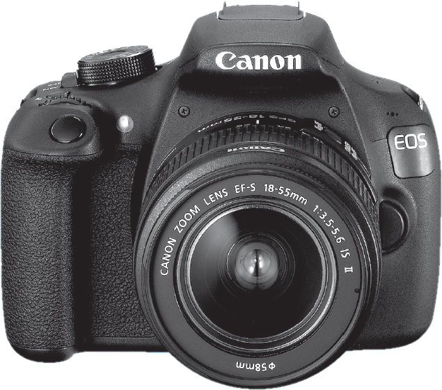 EOS Rebel T5 camera