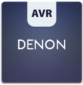 Denon 500 Series remote app icon.