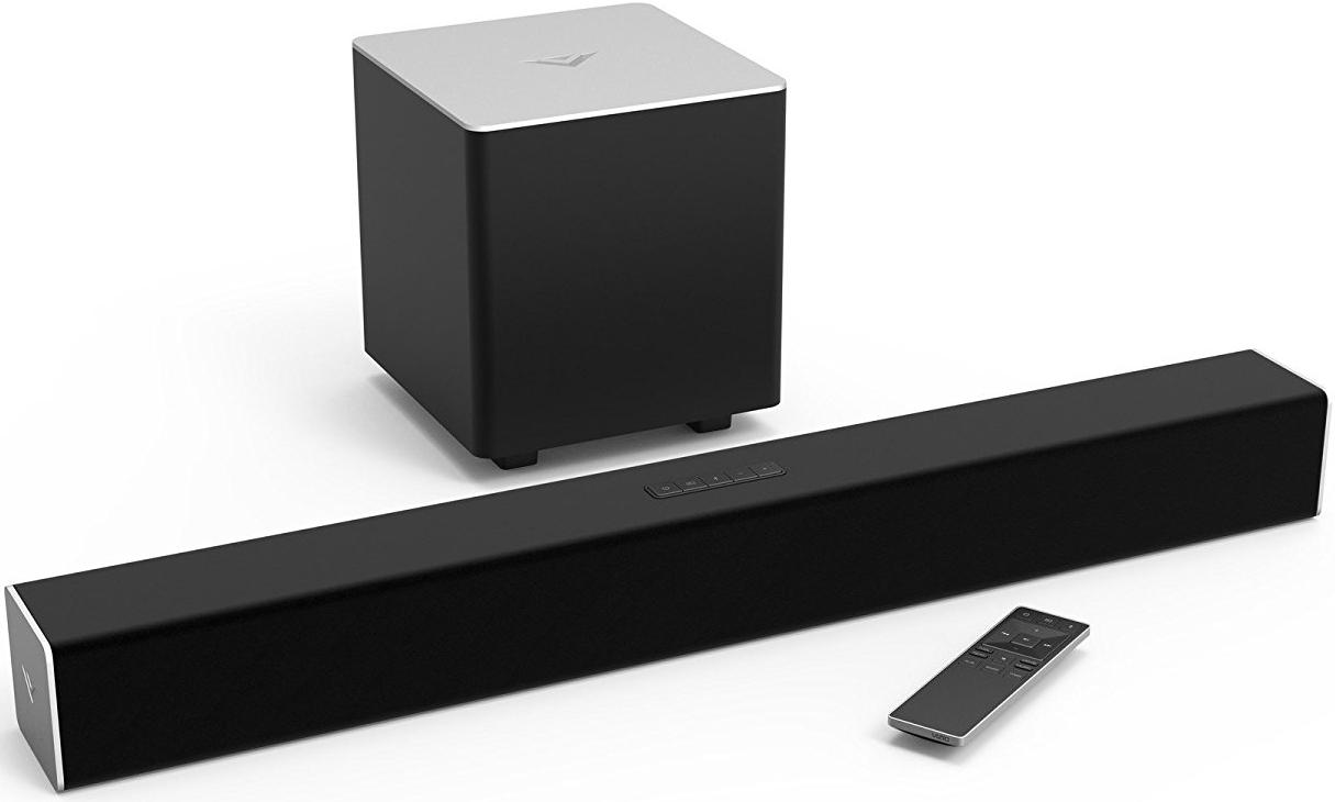 VIZIO SB2821-D6 soundbar.