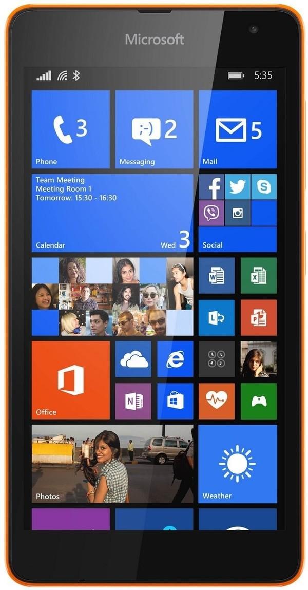 Microsoft Smartphone.