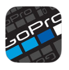 Image of the GoPro app icon.