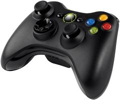 Xbox 360 wireless controller.