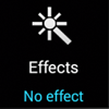 Android effects icon