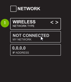 Element Network. Screenshot