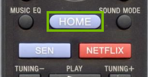 Sony Remote HOME.