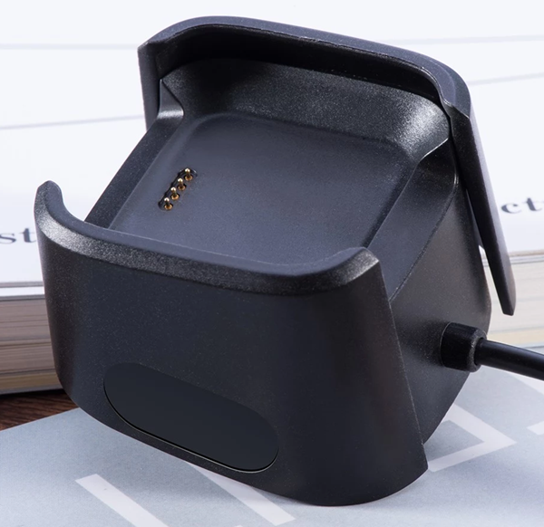 The charging cradle