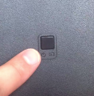 Samsung tv power button