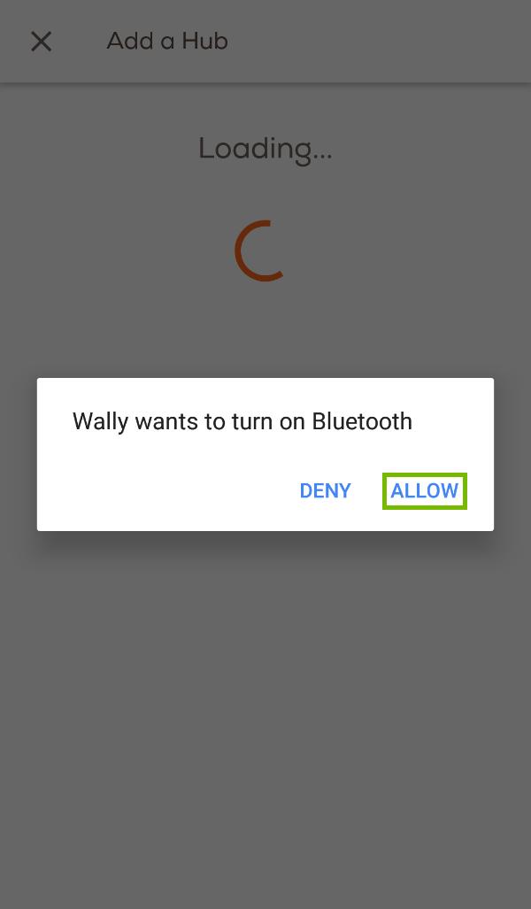 Bluetooth Permissions