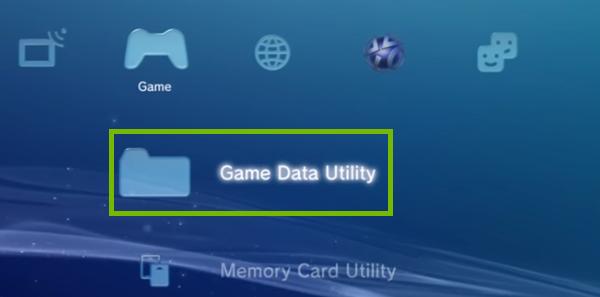 Game Data Utility icon