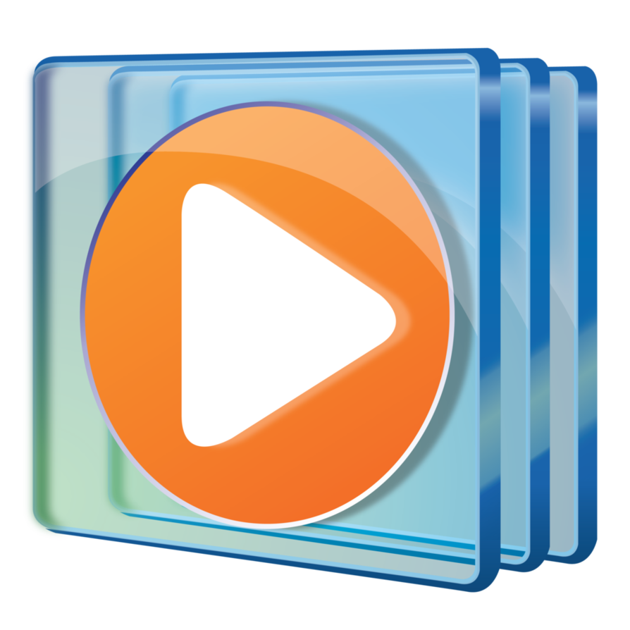 Windows Media Player icon.