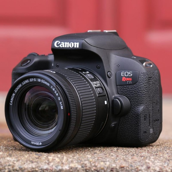 How To Connect Canon Eos Rebel T7i To Wifi Support Com