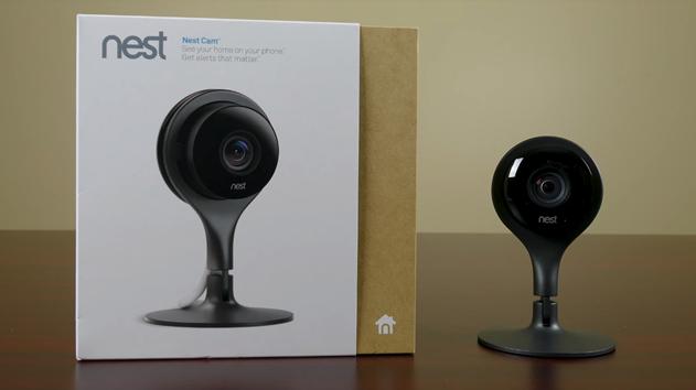 Nest camera.