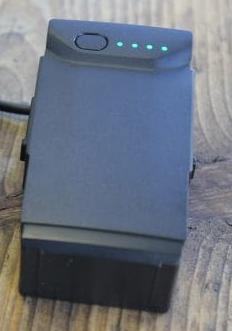 Mavic Air battery