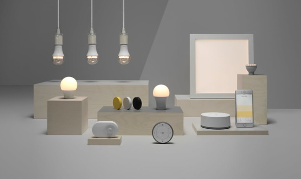 IKEA Tradfri Set.
