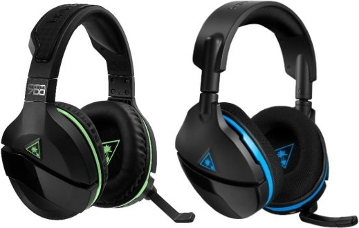 Turtle Beach Stealth gaming headset.