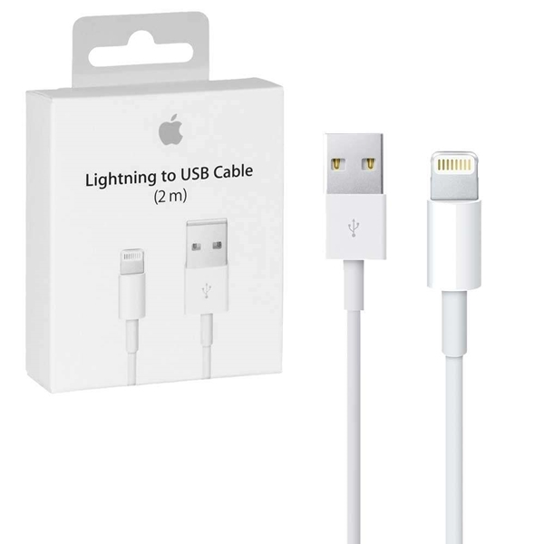Apple Lightning cable.