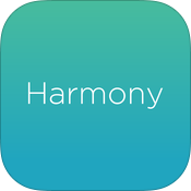 Harmony app icon.