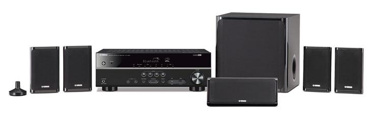 YHT-4930UBL AV receiver.