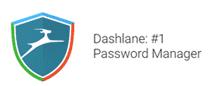 Dashlane icon and blurb