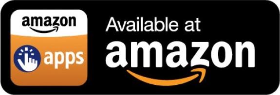 Amazon app store logo.