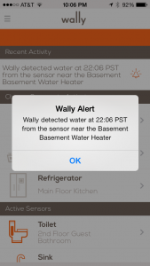 Wally Alert