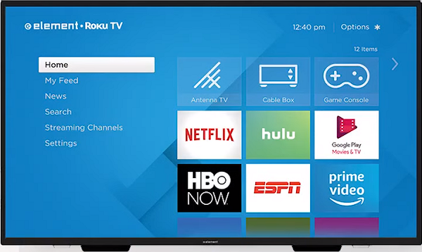 Element Roku Smart TV