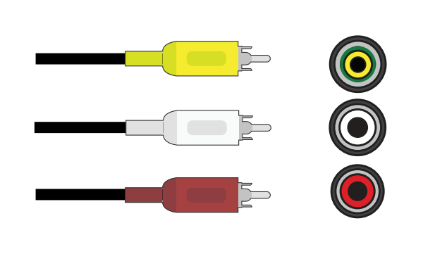 Composite plugs and sockets.