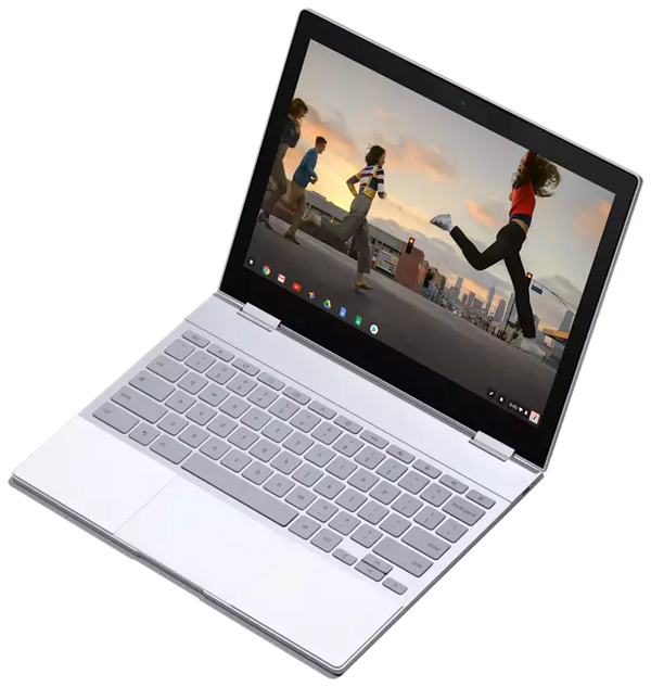 Picture of a Chromebook.