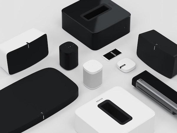 Sonos devices