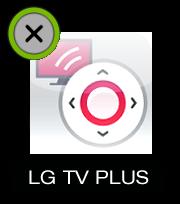 Uninstalling lg tv plus