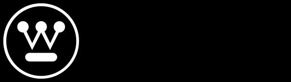 Westinghouse logo.