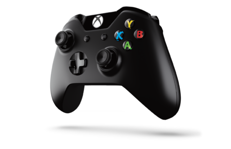 Xbox On controller.