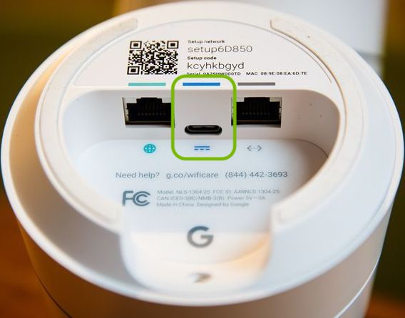 google point plug in power