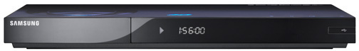 Example source Blu-Ray Player.