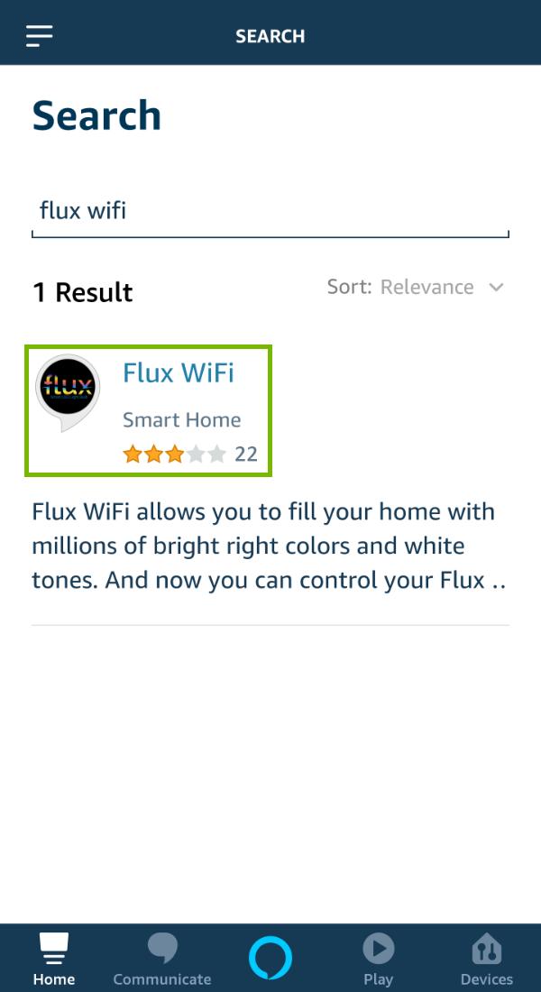 Flux WiFi