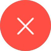 FaceTime termination button