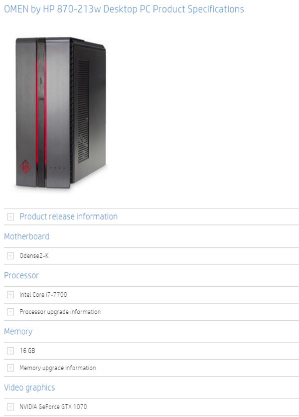 HP documentation