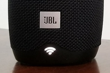 JBL Link 10 WiFi light.