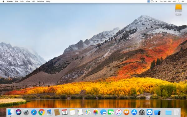 macOS Desktop