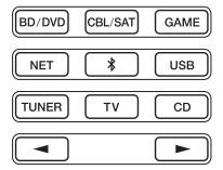 Input Buttons