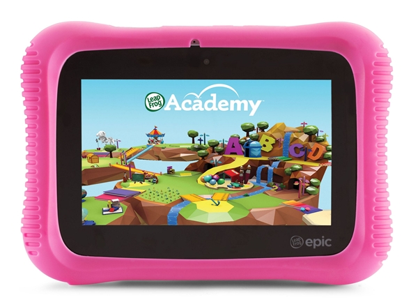 LeapFrog Epic tablet.