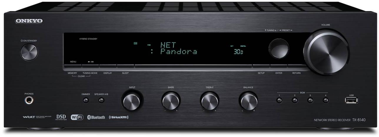 Receiver Front