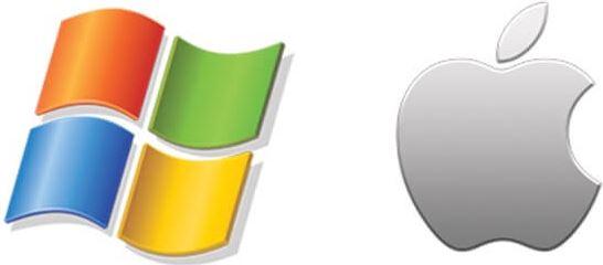 Windows and Mac logo