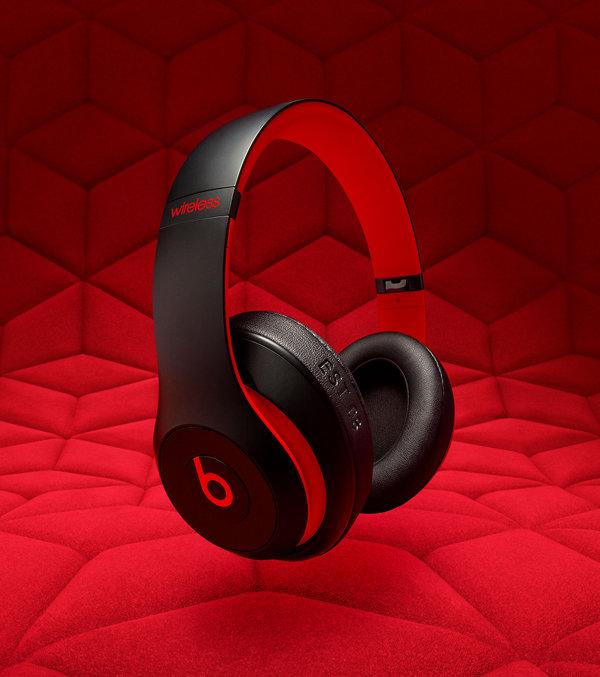 Beats Studio3 Wireless Headphones.