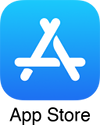 Apple App Store Icon.