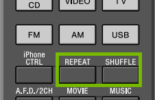 Remote Repeat Shuffle. Illustration
