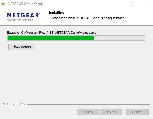 Program installing