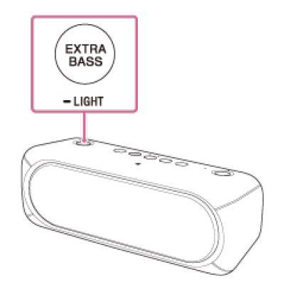 Extra Bass Button